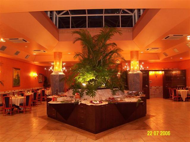 Angolo bar all'interno del Villaggio Punta Grossa a Porto Cesareo