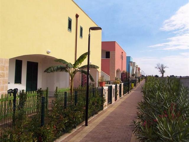 Appartamenti all'interno del Villaggio
