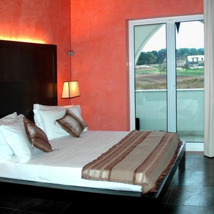 Il Resort dispone di camere tipologia Standard Comfort e Gold Superior