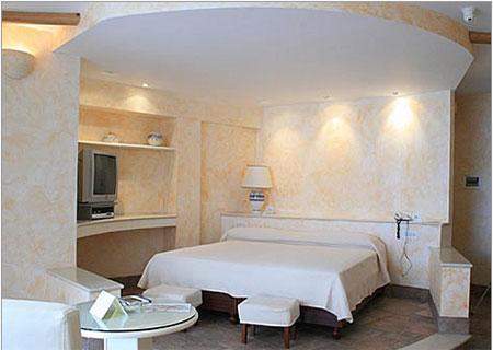 camere, dislocate su 4 piani tra suite, junior suite, deluxe e standard.