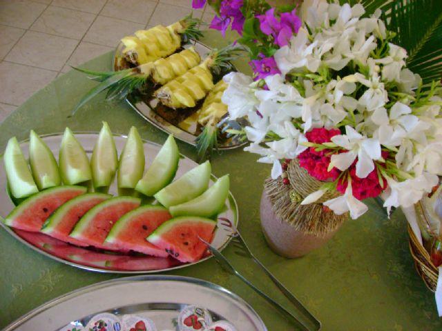 le proposte gastronomiche dell'Hotel Villa Costes