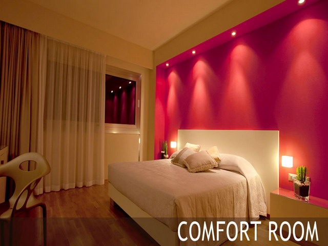 Altra comfort room