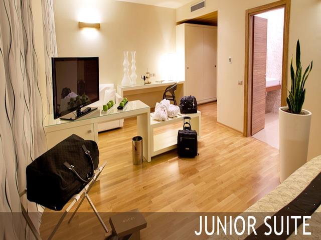 Vista della junor suite