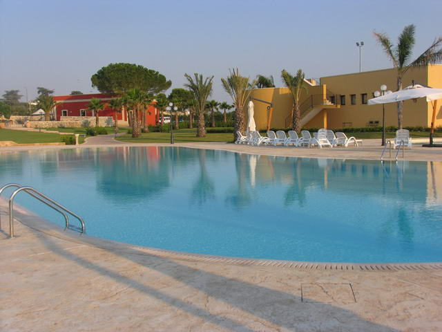 Hotel Petraria a Cannole in Salento