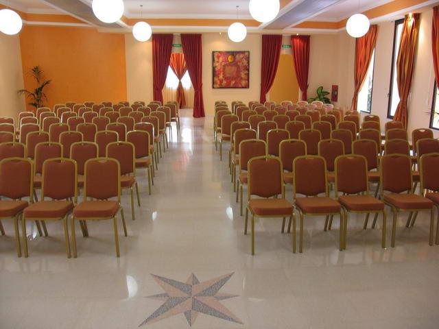Sala conferenze della struttura
