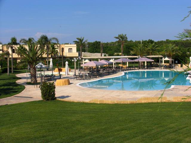Hotel Petraria con piscina