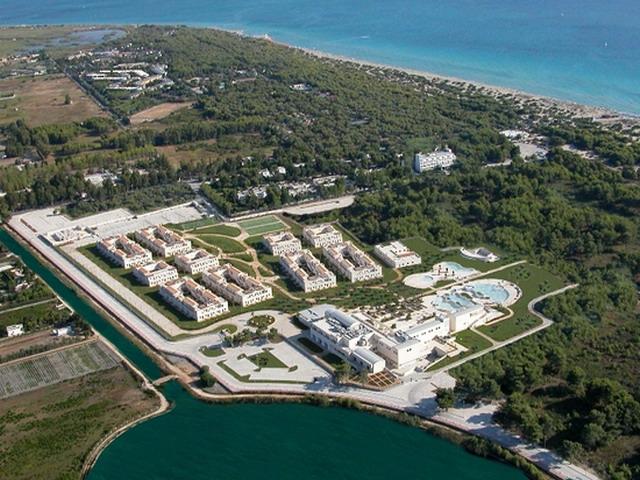 Iberotel a Marina di Ugento dista pochi minuti dal mare