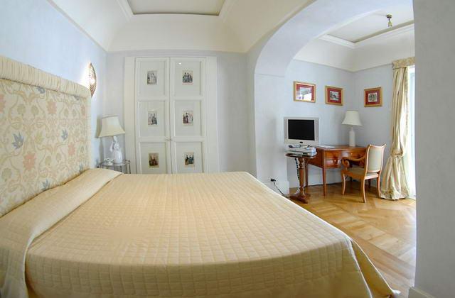 Altra camera da letto matrimoniale della struttura