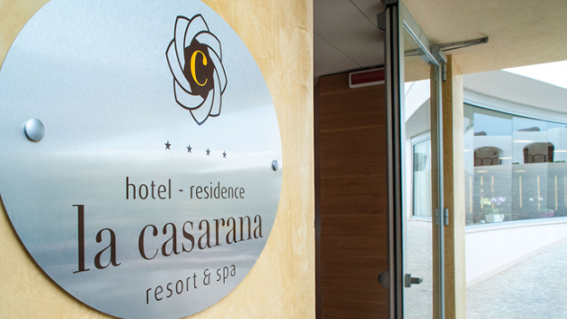 La Casarana: un Resort & SPA a 4 stelle