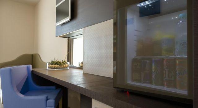 camere con mobili di design