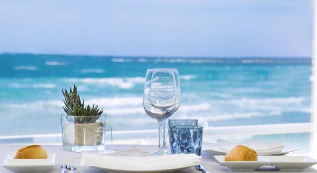 ristorante acqua sul mare