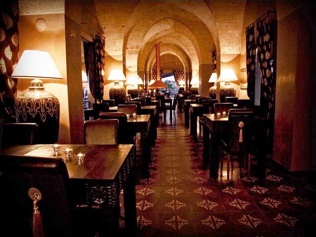 Sala ristornante della struttura
