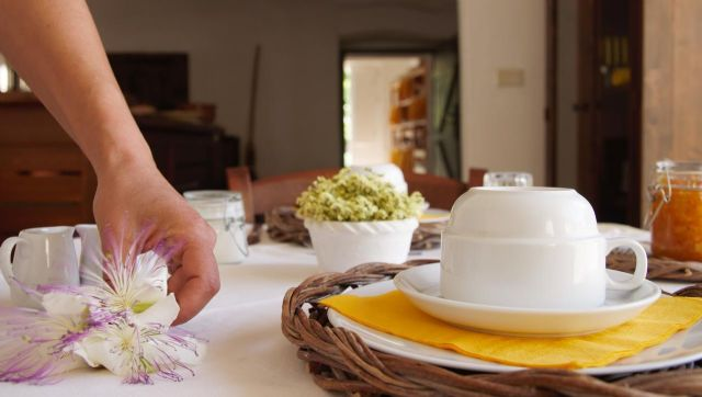 le ottime colazioni e genuine di Masseria Uccio