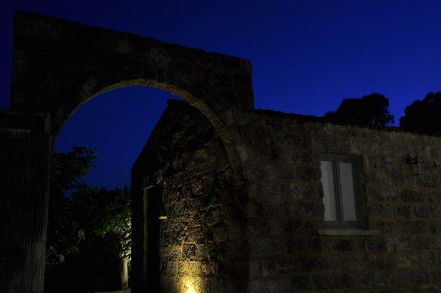 l'antica architettura di masseria Uccio