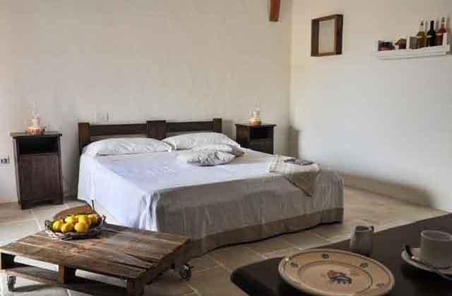 camera nel bed and breakfast di hotel Masseria Uccio