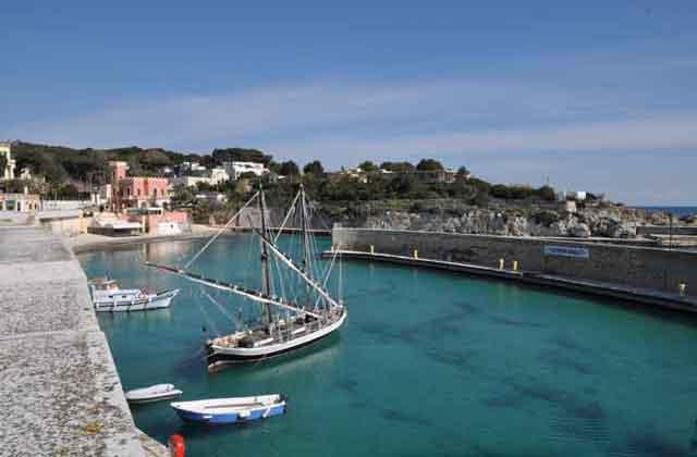 il porto di Tricase