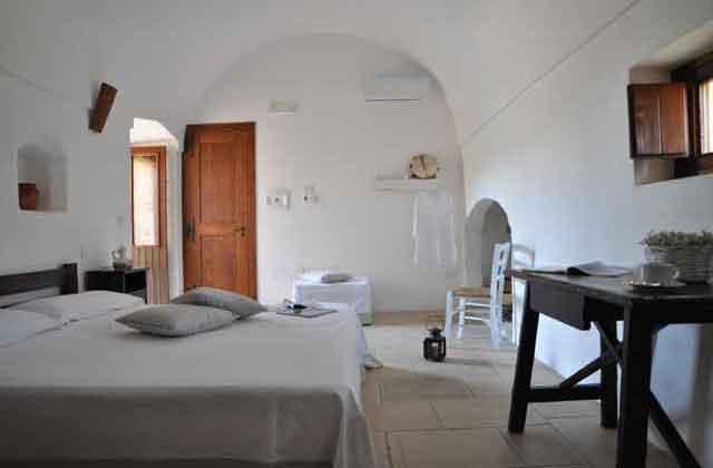 camera di masseria Uccio a Tricase