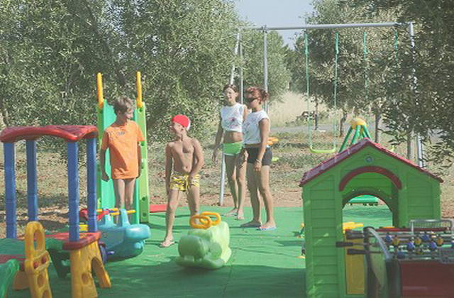 Mini club - Residence Club Santa Maria a Vieste