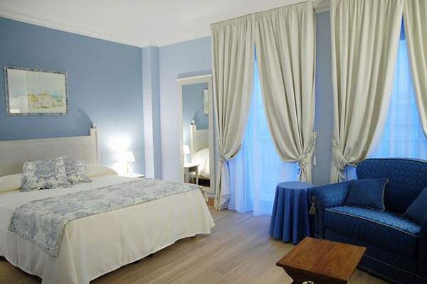 Nell'Hotel Palace sono presenti diverse tipologie di camere