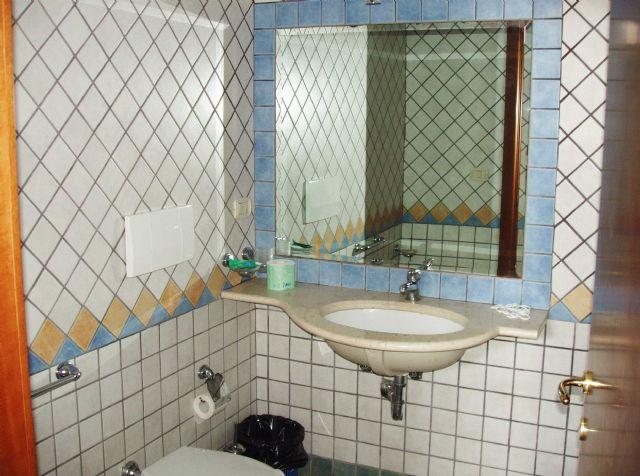 Le camere presentano tutte un bagno privato