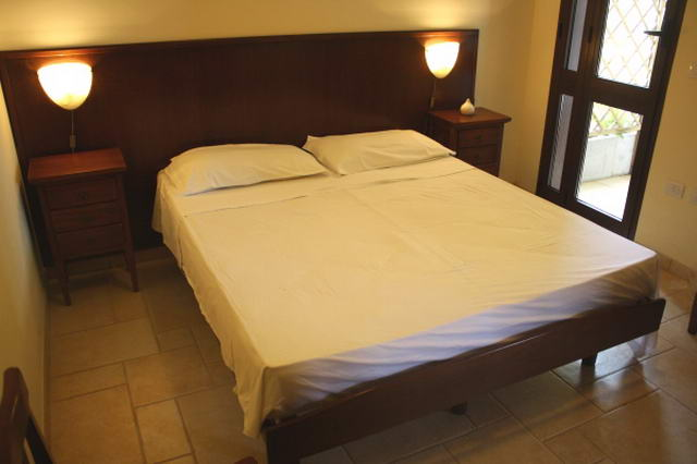 Altra camera da letto matrimoniale