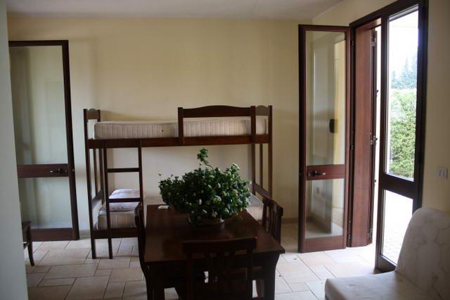 Appartamenti con letti a castello