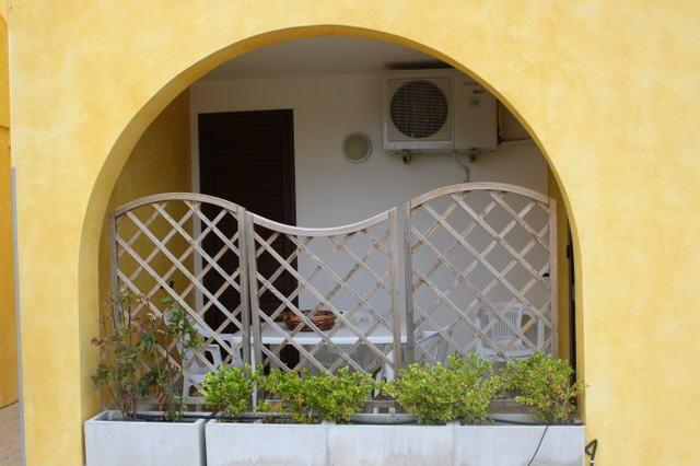 Appartamenti con spazio esterno attrezzato