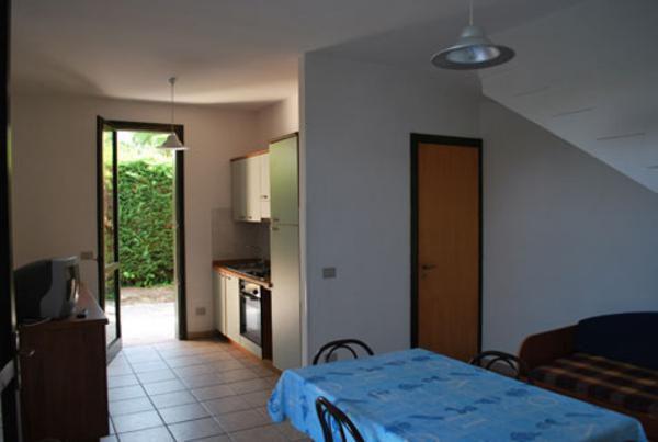 camere da letto degli appartamenti del residence