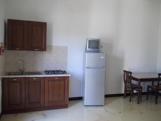 Appartamenti con angolo cottura e tv