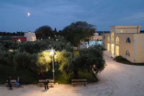 Spazio esterno dell'Hotel/Villaggio