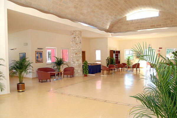 Hall dell Villaggio/hotel