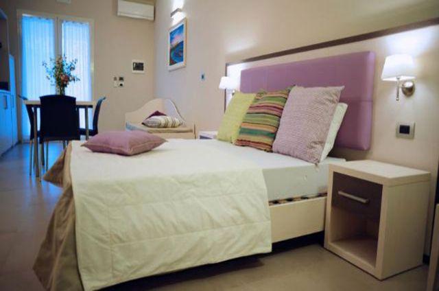 le camere da letto matrimoniali