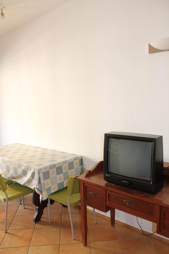 angolo Tv in soggiorno