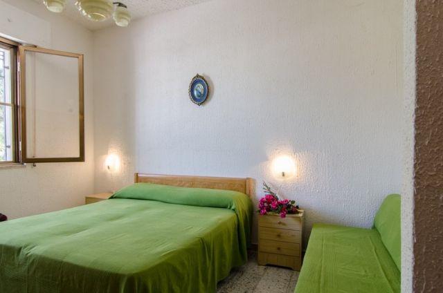 Un'altra camera da letto