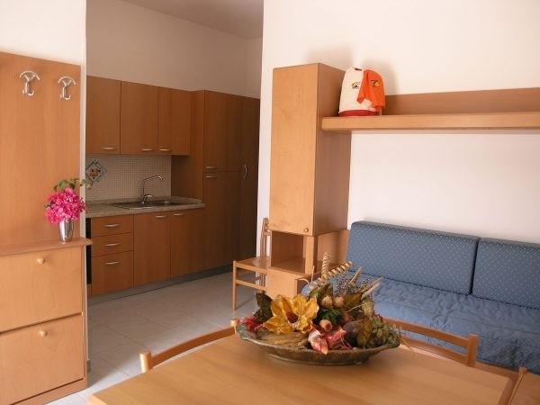 Appartamenti provvisti di angolo cottura