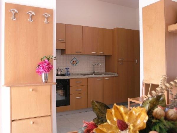 Appartamenti dotati di angolo cottura