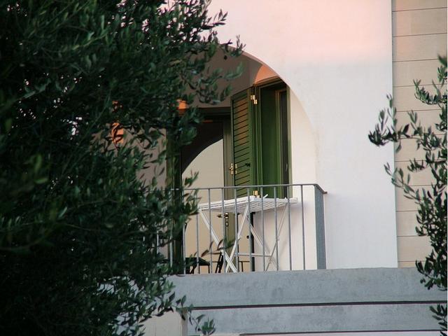 Appartamentini con spazio esterno