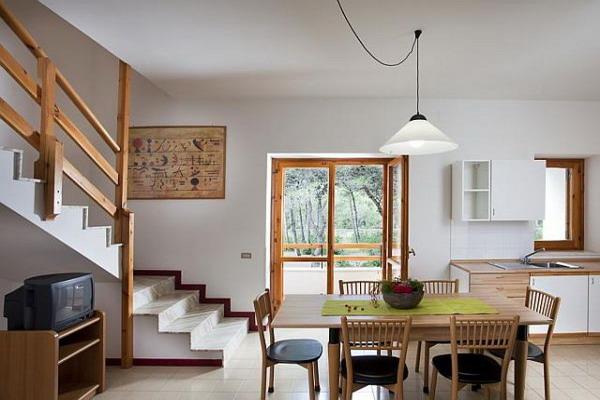 Appartamento trilocale duplex al Campoverde villaggio residence