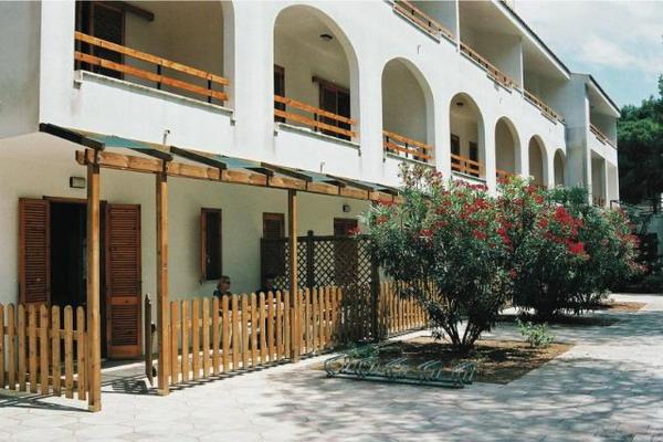 Esterni degli appartamenti Easy del Villaggio Campoverde