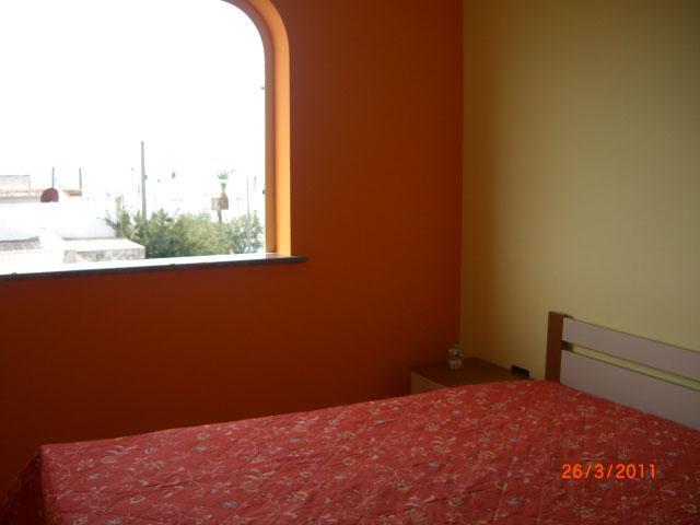 Vista della camera da letto - Primo Piano